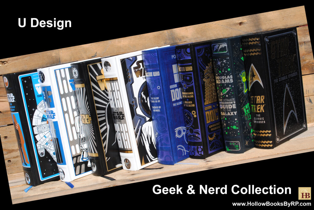 U Design Geek & Nerd Collection